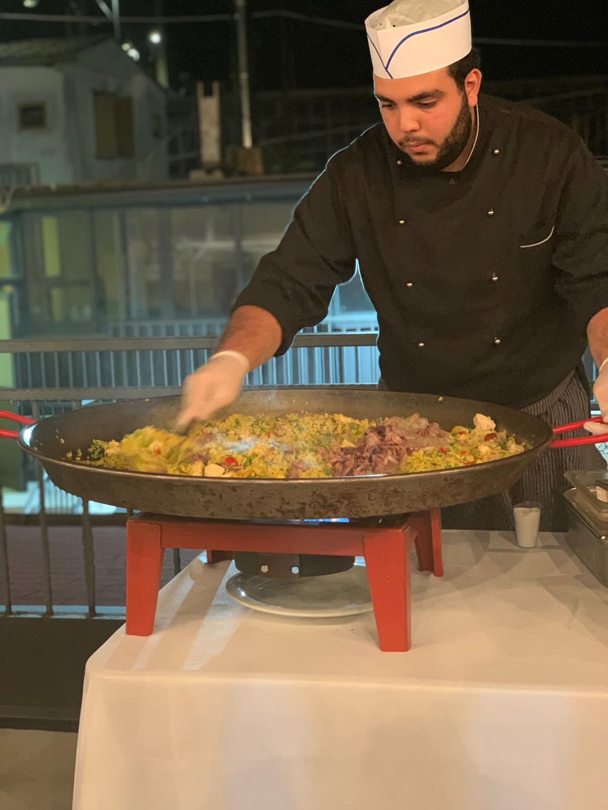 Simone Abate chef